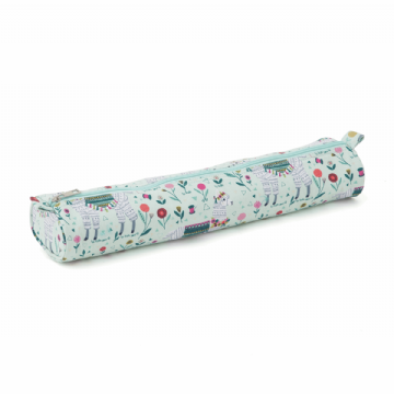 Hobbygift Knitting Needle Case [Llama]
